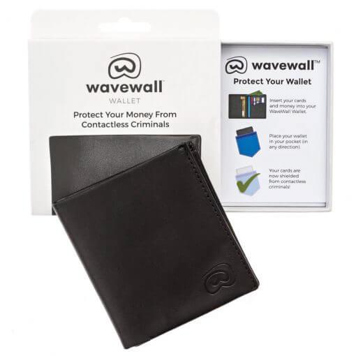 WaveWall Wallet Packaging