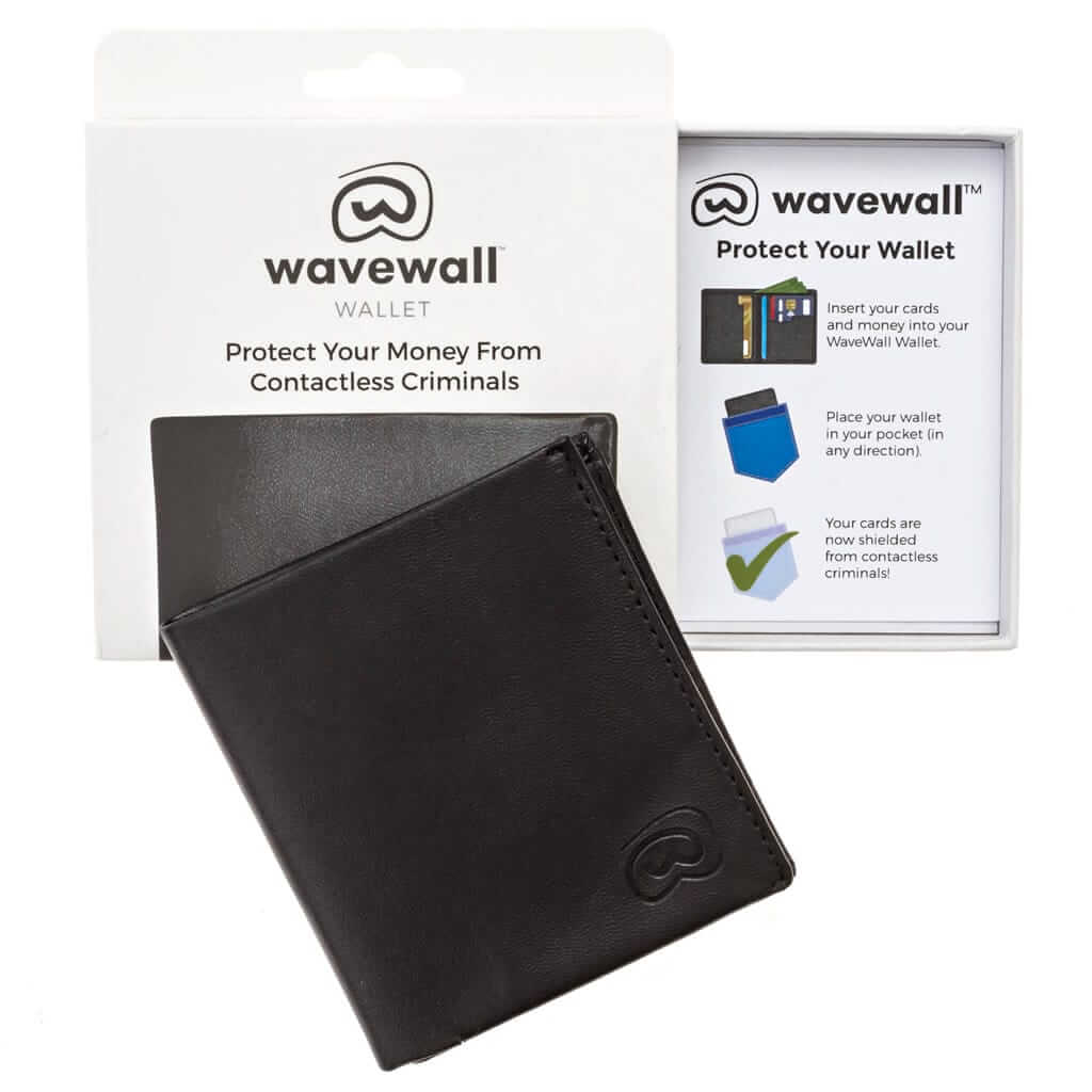 WaveWall Wallet Packaging