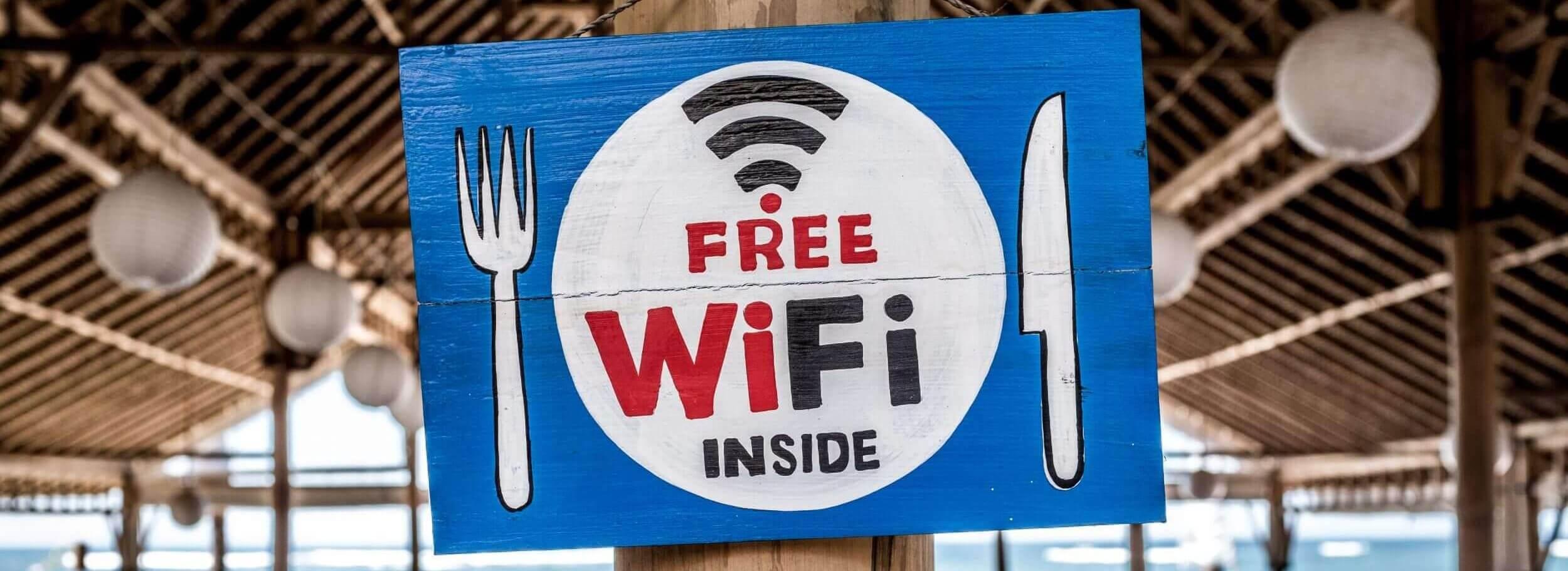 Dangers of Wi-Fi In Restaurants