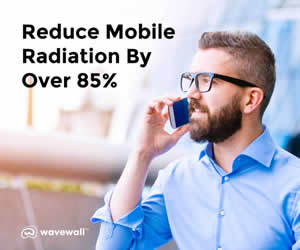 Reduce Mobile Radiation By Over 85%